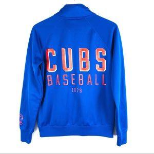 Victoria's Secret PINK Chicago Cubs ZIP Up Jacket